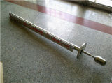Eingehangenes Magnatic waagerecht ausgerichtetes Spitzenanzeigeinstrument für Becken-Gebrauch auf die Oberseite
