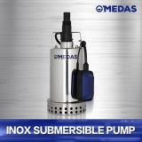 Bomba sumergible de Inox de protección contra sobrecarga.