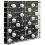 Personnaliser la boîte de présentation acrylique d'espace libre de détail de mémoire de supermarché