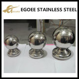 Boule de base Inox 304 en acier inoxydable pour main courante
