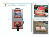 Ultrahochfrequenz-Induktions-Hartlöten-kupfernes Gefäß-Maschine