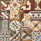 De Tegel van de Decoratie 60*60 Rustiic voor de Decoratie van de Vloer en van de Muur Geen Draaglijke Spaanse Stijl Sh6h0020/21 van de Misstap