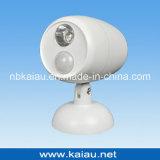 전지 효력 LED 센서 빛