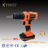 De Draadloze Boor van de Hulpmiddelen van de Macht van Kynko 12V
