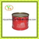 China-heiße verkaufenin büchsen konservierte Tomatensauce