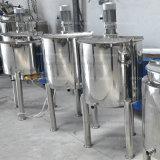 El tanque de mezcla de una sola capa del mezclador de alimentos del acero inoxidable de la alta calidad