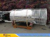 Tanque de armazenamento horizontal vertical do tanque de armazenamento 10t do tanque de armazenamento para o tanque de armazenamento destilado vinho do licor