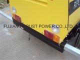 Torretta chiara mobile del rimorchio del motore diesel IP54