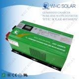 Intelligenter Niederfrequenzinverter der Sonnenenergie-6000W