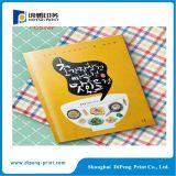 安いペーパー調理の本の印刷