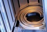 Tür-Aluminiumprofil-Tür-Rollen-Blendenverschluss-Fabrik (Hz-RSD025) oben rollen