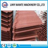Aluminum-Zinc bonos de alta calidad de la placa de metal revestido de piedra Teja
