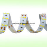 140LEDs/M Samsung 5630 Streifen-Farbband kühle des Weiß-6000k doppelte Reihen-konstantes des Bargeld-LED
