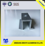 Sessenta e nove perfis a do alumínio