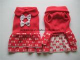 새로운 디자인 애완 동물 스웨터 치마. 개 치마 제품