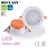 Nouveau produit Orange 12W Downlight Led avec la CE&RoHS