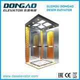 Коммерчески лифт пассажира для торгового центра & коммерчески центр с украшением вытравливания зеркала
