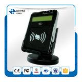 LCD 스크린 (ACR1222L)를 가진 접근 제한 버스 Validator NFC 지불 카드 판독기