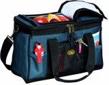 Sacchetto piegante portatile del dispositivo di raffreddamento del pranzo isolato picnic dell'alimento su ordinazione