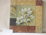 Coreopsis Home Furnishing Canvas Painting Decorative Pattern
