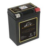 Batterie exempte d'entretien d'acide de plomb de moto scellée par AGM