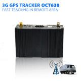 Perseguidor de seguimiento en tiempo real del vehículo 3G con la supervisión y el discurso de la voz remotamente