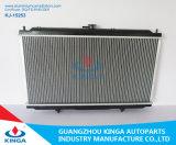 Piezas de enfriamiento del radiador del coche Nissan Almera'02
