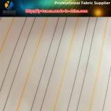 Ткань подкладки нашивки пряжи полиэфира покрашенная для подкладки костюма людей (S93.95)