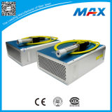 Max 50W Q-switched de marquage laser à fibre sur l'aluminium