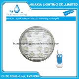 LED de alta potencia bajo el agua de la luz de la piscina (HX-P56-H12W-TG).