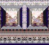 Tessuto 100% del poliestere del tessuto di stampaggio di tessuti di Digitahi (PF-037)