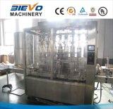 O enchimento de óleo de milho automática máquina de nivelamento