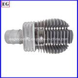 Kundenspezifische Aluminium Druckguss-Beleuchtung-Lampen-Kühlkörper