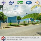 Structure légère en acier préfabriqués Sinoacme Immeuble de bureaux