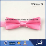 (BSS13-18) Handmade 100% Polyester Woven Fashion Bowtie