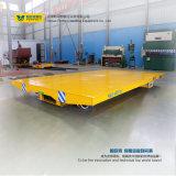 Carrello di trasporto ferroviario di industria pesante per uso del magazzino della fabbrica