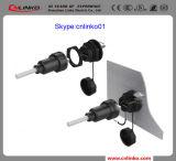 Qualité de marque de Cnlinko USB extérieur à la fiche et au plot de connecteur USB de cables connecteur de caractéristiques