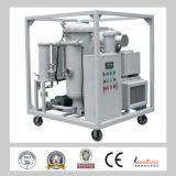 Stile ermetico nessun'alta efficienza del sistema di vuoto di disturbo fuori da filtrazione dell'olio di /Turbine della macchina del purificatore dell'olio lubrificante del contenuto idrico (ZRG)