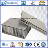 Облегченная алюминиевая панель сота