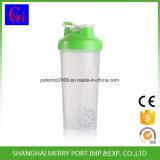 Painéis de plástico de qualidade alimentar agitador portátil garrafa de água