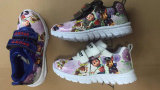 Sneaker Walking Shoes Classic Cartoon Style Emboss Printing for Kids