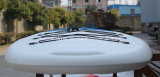 Enige Plastic Sup van Sporten Tribune op de Raad van de Peddel