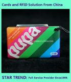 Marken-Epoxidharz UHFRFID mit Abzuglinie-volle Farben-Viereck