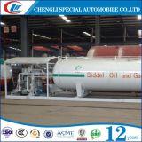 Grande capacidade 20t para venda de plantas de enchimento de GPL