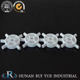 Resistencia da alta temperatura que aísla el disco de cerámica de la válvula del alúmina de cerámica del grifo el 95%