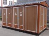 고품질 전기 변압기 옥외 상자 유형 배급 변전소