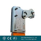 Étrier à vis en acier d'extrémité peint par Zlp630 soulevant l'accès suspendu provisoire