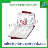 Douane Afgedrukte Stijl en Kalender van het Bureau van de Dekking van het Document de Materiële