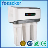 Система фильтра воды дома пластичной мембраны фильтрации обратного осмоза вся