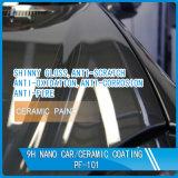 車のための自動クリーニング式疎水性コーティングおよび陶磁器